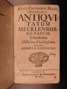 1700 Masius Of Mecklenburg On Occult Witchcraft And Existence Of Demons Sorcery