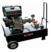 Loncin Petrol Engine Driven Hydraulic Double Acting Power Unit