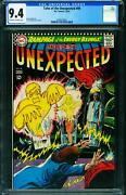 Tales Of The Unexpected 99 Cgc 9.4 1967 Dc Nuclear Super-hero 2039574025
