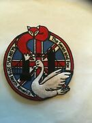 2019 World Jamboree England The Swan And Fox Patch
