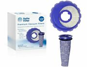 Vacuum Filter Set Compatible With Dyson Small Ball Up15