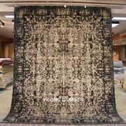 Yilong 8and039x10and039 Handwoven Wool Carpet Modern Eco Friendly Furniture Match Rug P10