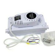 Condensate Pump Removal Water 85 Gph 1.8l Tank For Large Air Conditioner Hvac