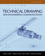 Technical Drawing And Engineering Communication Applied English, Goetsch,.