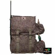 Avery Ghg Decoy Back Pack Day Blind Bag Hunting Duck Bottomland Camo