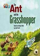 Our World Readers The Ant And The Grasshopper Big Book By Feldman New,.