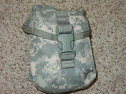 Us Military Acu Molle Ifak Improved First Aid Kit W/ Supplies New