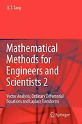 Mathematical Methods For Engineers And Scientis Tang Kwong-tin