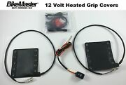 Bikemaster Removable Heated Grips Covers For 7/8 Or 1 Triumph Bmw