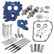S And S Cycle Cam Chest Kit Chain Drive 330-0542