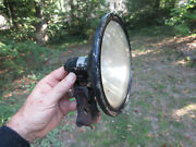 Antique Car Motorcycle Adjustable Stewart Search Light Cadillac Ford Chevy N-3