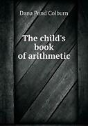 The Childand039s Book Of Arithmetic Colburn Pond 9785519229258 Free Shipping