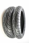 Michelin Pilot Road 4 Front And Rear Tires 120/70zr-17 And 160/60zr-17 44911/73371