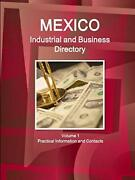 Mexico Industrial And Business Directory Volume, Ibp, Inc.,,