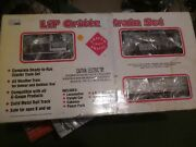Aristocraft Hershey Liland039 Critter All Weather Train Set Rare Unopened G-scale