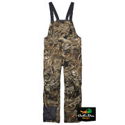 New Browning Wicked Wing Insulated Bibs - Realtee Max-5 Camo -