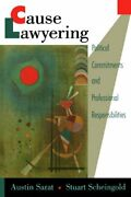 Cause Lawyering Political Commitments And Prof Sarat Austin