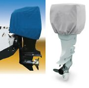 600 Denier O/b Cover Outboard Hood - 2 Colors - 5 Sizes