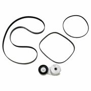 Gates Serpentine Accessory Belt Drive Component Kit For Gm Pickup Truck Suv