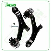 2pcs Front Driver And Passenger Lower Control Arms For 2005-2008 2009 Ford Mustang