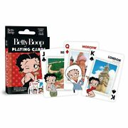 Betty Boop - Matching Game Playing Cards Kids Toy Game