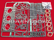 Fiat Dino 2000 Coupe Engine Gasket Set New