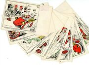 Comic-buster Brown And His Bubble- Set 10 Postcards R.f. Outcault/black Americana