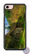 Country Water Wheeler Mill Art Work Phone Case For Iphone 11pro Samsung Lg Etc