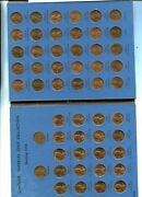 1959 - 1982 Lincoln Head Penny P D S Set Bu Lot Of 5 6626m