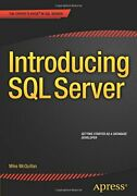 Introducing Sql Server By Mcquillan New 9781484214206 Fast Free Shipping-