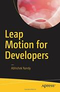 Leap Motion For Developers By Nandy New 9781484225493 Fast Free Shipping-