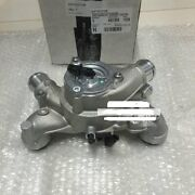 2015-2019 Bentley Bentayga Coolant Thermostat Housing With Thermostat On Sale