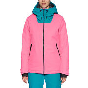 Wear Colour Cake Womens Jacket Snowboard - Post-it Pink All Sizes