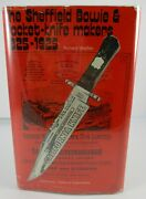 The Sheffield Bowie And Pocket Knife Makers 1825-1925 Richard Washer 1974 1st Book