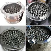 Ice Cream Stick Maker Manual Machine Thai Traditional Stainless Steel Vintage