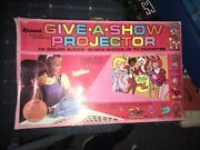 Kenner 1971 Give-a-show Projector Josie Pussycats Complete Working In Box