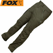 Fox Collection Combats Hose Green / Silver - Angelhose Angelkleidung Kleidung