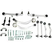 Control Arms Set Of 12 Front Left-and-right For Vw With Ball Joints Bushings