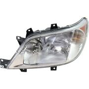 Headlight Lamp Left Hand Side For Sprinter Driver Lh Ch2502172 5103598aa 2500
