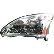Headlight Lamp Left Hand Side Driver Lh For Lexus Rx330 Lx2502123 8117048200