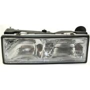 Headlight Lamp Left Hand Side For Chevy Driver Lh Caprice Gm2502108 16513075