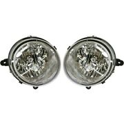 5303842ae 5303843ae Ch2503176c Ch2502176c Headlight Lamp Left-and-right