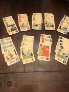 Blondie Playing Card Game - Whitman Publishing Co. 1941 - Complete Deck