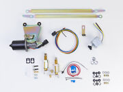 55 56 57 58 59 Chevy And Gmc Truck Raingear Wiper Kit With 2-speed And Delay