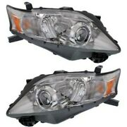 Lx2502148 Lx2503148 Hid Headlight Lamp Left-and-right Hid/xenon Lh And Rh