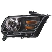 Headlight Lamp Right Hand Side Passenger Rh Coupe For Ford Fo2503276 Ar3z13008c