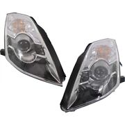 Hid Headlight Lamp Left-and-right Hid/xenon Lh And Rh Ni2503159, Ni2502159