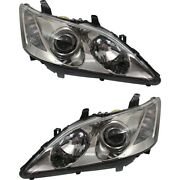 Hid Headlight Lamp Left-and-right Hid/xenon Lx2503142, Lx2502142 Lh And Rh