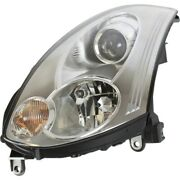 Hid Headlight Lamp Left Hand Side Hid/xenon Driver Lh In2502128 26060cm40c Coupe