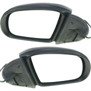Mirror For 2002-2003 Mercedes-benz Ml55 Amg Left And Right Set Of 2